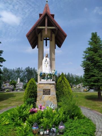 Kapliczka Matki Bożej Fatimskiej