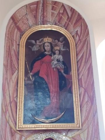 Obraz NMP Królowej